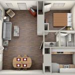 Daybreak Suites One Bedroom Suite
